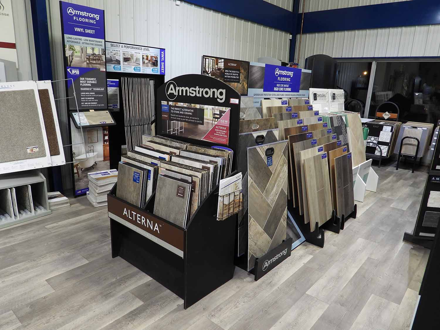 amstrong flooring carpet varieties